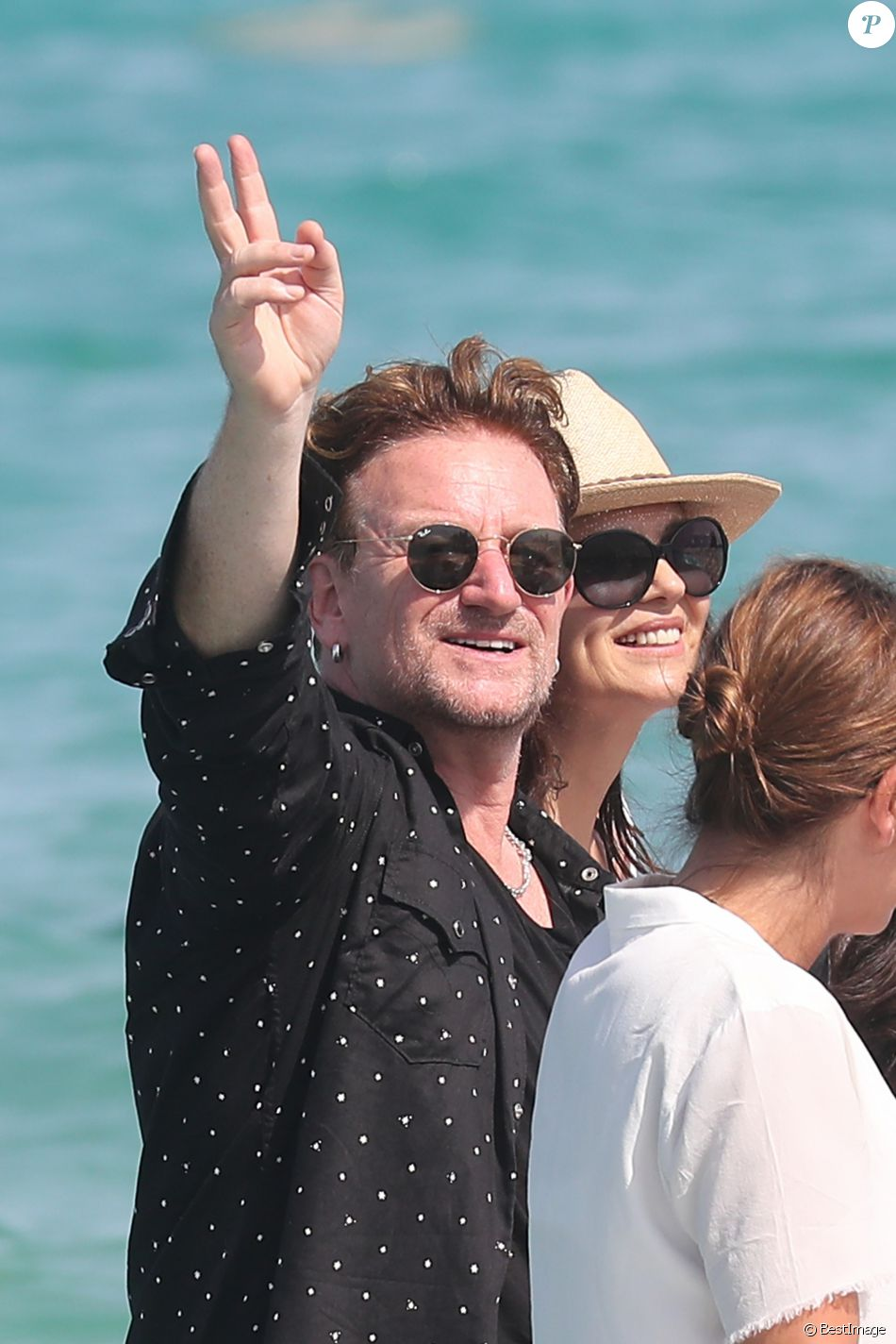 U2's frontman Bono