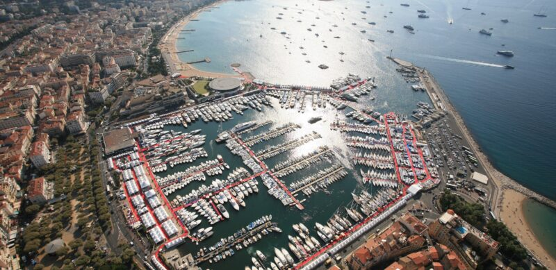 The Vieux Port of Cannes