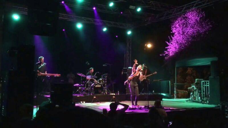 Asaf Avidan, Les Nuits Guitares 2017