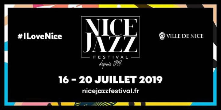 Nice Jazz Festival poster
