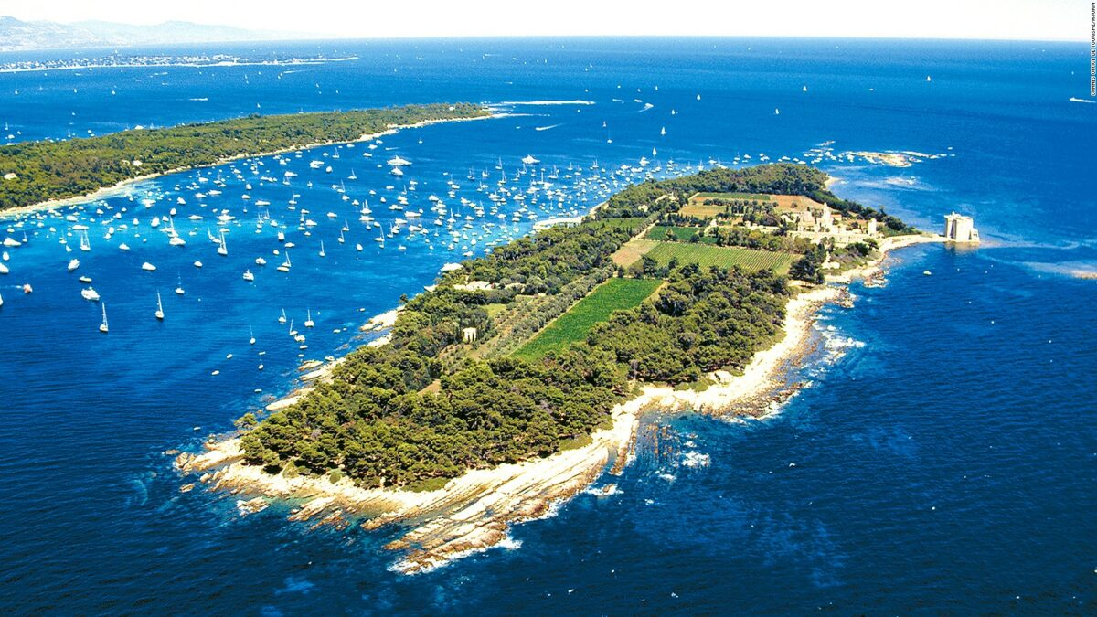 Lerins Islands - French Riviera - Travel Guide - Iconic Riviera