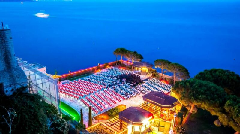 Monaco Open Air Cinema