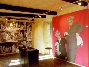St-Paul-de-Vence Museum inside the Tourism Office