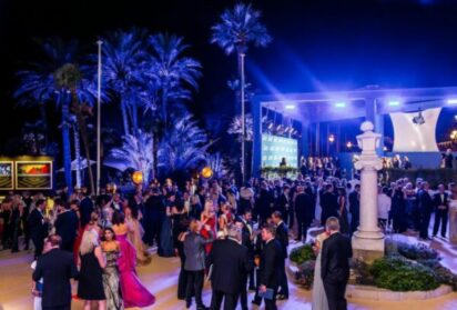 Ocean Gala 2018, Monte-Carlo, Monaco