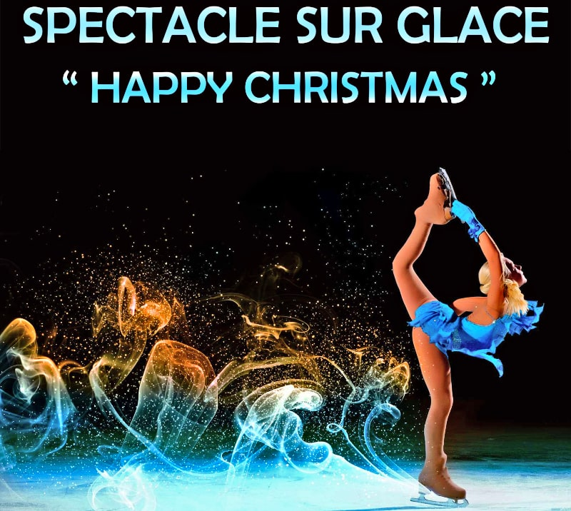 christmas beaulieu sur mer spectalce sur glass happy christmas