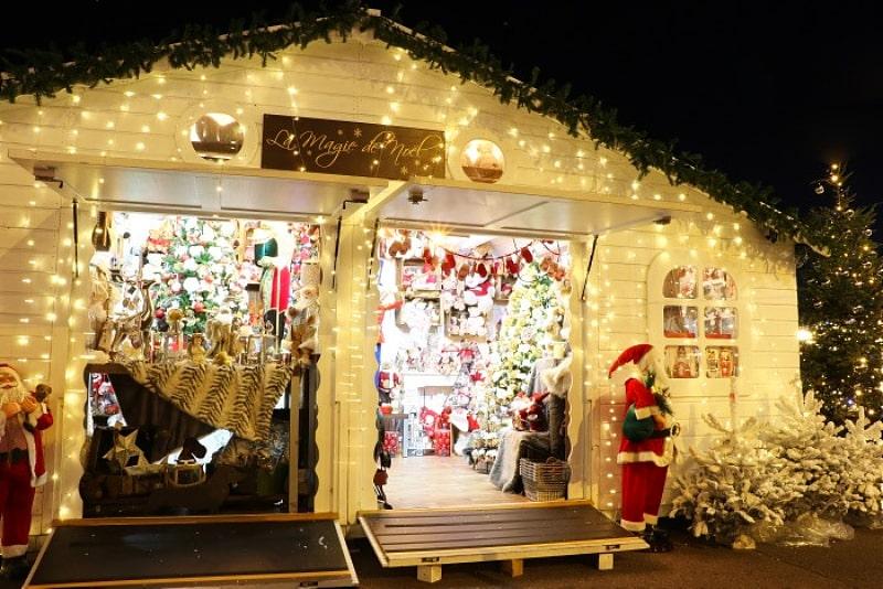 Monte-Carlo Christmas Shopping Promenade, Monaco