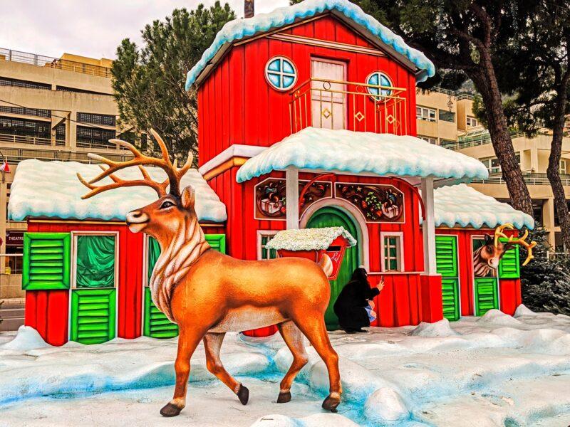 Monaco and Monte-Carlo Christmas Village and Market