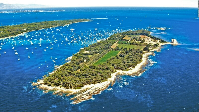st-honorat, lerins islands, french riviera